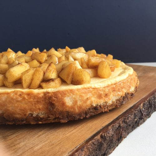 Appeltjes Cheesecake