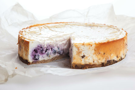 Blue Berry Cheesecake