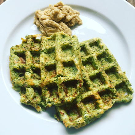 Broccoli Wafels